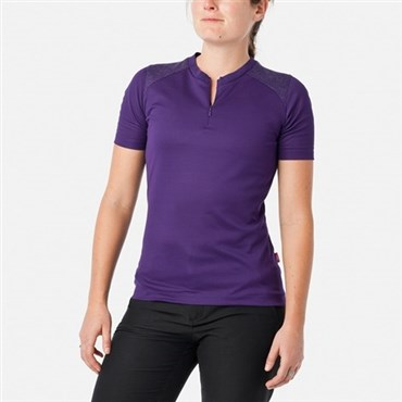 Image of Giro Venture Sport Womens Short Sleeve Cycling Jersey SS16