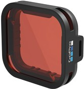 Image of GoPro Blue Water Snorkel Filter - For Hero 5 Black