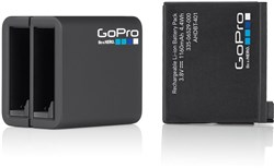 Image of GoPro Dual Battery Charger + Battery - For HERO4