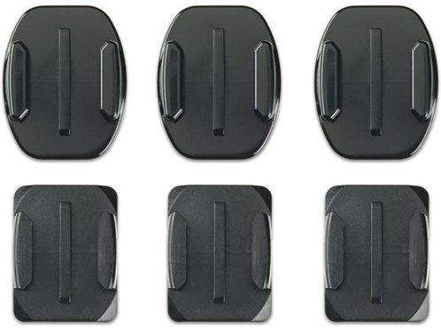 Image of GoPro Flat and Curved Adhesive Mounts