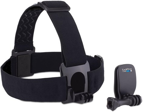 Image of GoPro Head Strap and Quick Clip