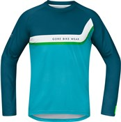 Image of Gore Power Trail Long Sleeve Jersey SS17