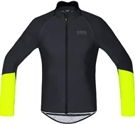Image of Gore Power Wind Stopper So Zo Long Sleeve Jersey AW17