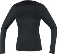 Image of Gore Womens Long Sleeve Base Layer AW17