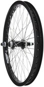 Image of Gusset Black Dog BMX Wheel