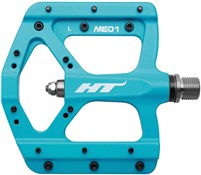 Image of HT Components ME01 EVO Magnesium Alloy Flat Pedals