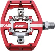 Image of HT Components X1 DH/ Enduro race pedals Cr-Mo Axles
