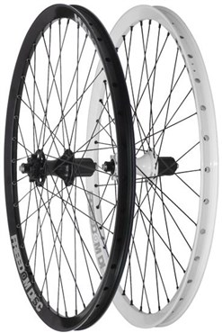 "Image of Halo Freedom Disc 26"" Rear 6-Drive Disc rim on Halo 6-Drive SB Disc hub"