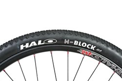 "Image of Halo H-Block 26"" Tyres"