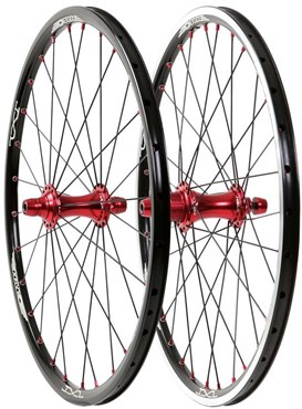 "Image of Halo JX2 Mini BMX Race 20"" Wheels"