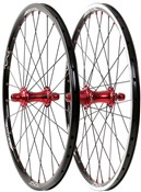 Image of Halo JX2 Mini BMX Race Wheels