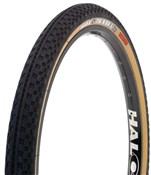 "Image of Halo Skinwall Twin Rail 26"" Tyre"