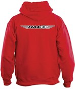 Image of Halo Tech Logo Zip Hoodie