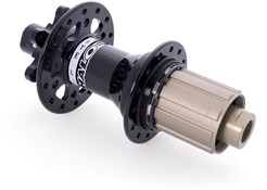 Image of Halo White Line Rear Disc Hub