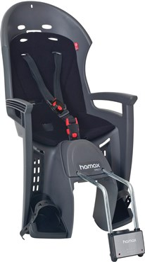Image of Hamax Smiley Rear Frame Mount Childseat