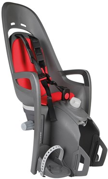 Image of Hamax Zenith Relax Fitting Child Seat With Carrier Adapter