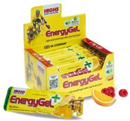 Image of High5 Energy Gel Plus - 38g x Box of 20