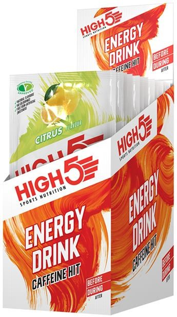High5 Energy Source Xtreme Citrus - 47g x Box of 12