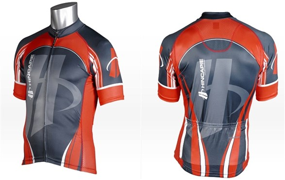 Image of Hincapie Equipe Short Sleeve Cycling Jersey
