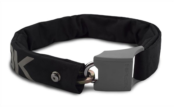 Image of Hiplok V1.5 Wearable Chain Lock Silver Sold Secure