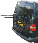 Image of Hollywood F4 Heavy Duty 4 Bike Car Rack - 4 Bikes
