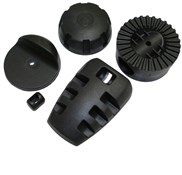Image of Hollywood Hub Parts for Baja Rack - For 1x Hub