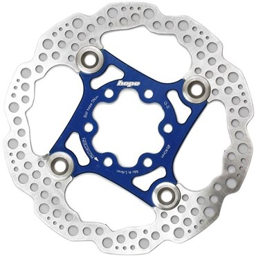 Image of Hope Floating Disc Brake Rotor - 6 Bolt - 2016