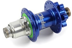 Image of Hope Pro 4 Rear Hub - Blue