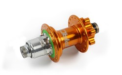 Image of Hope Pro 4 Rear Hub - Orange