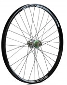 "Image of Hope Tech DH - Pro 4 26"" Rear Wheel - Silver - 32H"
