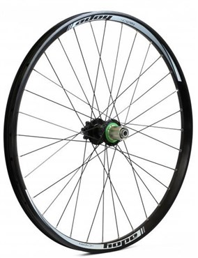"Image of Hope Tech DH - Pro 4 27.5"" Rear Wheel - Black - 32H"