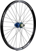 "Image of Hope Tech DH - Pro 4 27.5"" Rear Wheel - Blue - 32H"
