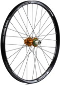 "Image of Hope Tech DH - Pro 4 27.5"" Rear Wheel - Orange - 32H"