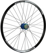 "Image of Hope Tech Enduro - Pro 4 26"" Rear Wheel - Blue"