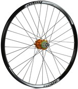 "Image of Hope Tech Enduro - Pro 4 26"" Rear Wheel - Orange"