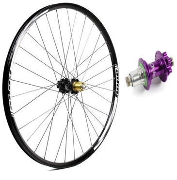 Image of Hope Tech Enduro - Pro 4 27.5 / 650B Rear Wheel - Purple