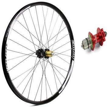 Image of Hope Tech Enduro - Pro 4 27.5 / 650B Rear Wheel - Red