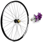 Image of Hope Tech Enduro - Pro 4 29er Rear Wheel - Purple