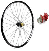 Image of Hope Tech Enduro S-Pull - Pro 4 Straight-Pull 27.5 / 650B Rear Wheel