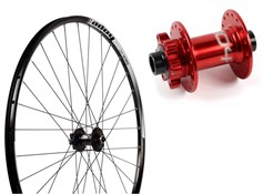 "Image of Hope Tech XC - Pro 4 26"" Front Wheel - 24 Hole"