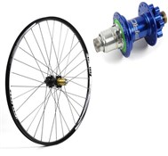 Image of Hope Tech XC - Pro 4 27.5 / 650B Rear Wheel - Blue