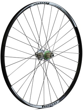 Image of Hope Tech XC - Pro 4 29er Rear Wheel - Silver