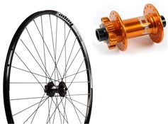 "Image of Hope Tech XC S-Pull - Pro 4 Straight-Pull 26"" Front Wheel"