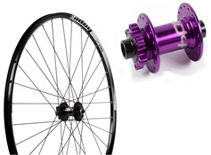 Image of Hope Tech XC S-Pull - Pro 4 Straight-Pull 29er Front Wheel