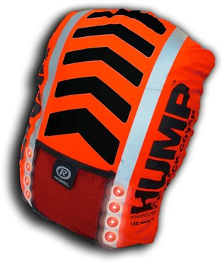 Image of Hump Hi-Viz Vegas Illuminated Rucksack Cover