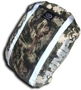 Image of Hump Hi-viz Waterproof Light (Sand) Camo Rucsac Cover