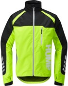 Hump Strobe Mens Waterproof Cycling Jacket