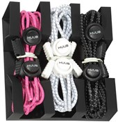 Image of Huub Elasticated Lace Locks - 3 Pack