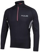 Image of Huub Training Long Sleeve Top with Half Zip