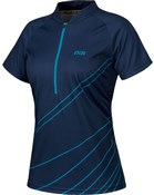 Image of IXS Womens Trail 6.2 Short Sleeve Cycling Jersey SS16